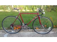 "MENS GENTS ADULTS PUCH 700C WHEEL 21"" FRAME 10 SPEED BIKE BICYLE"