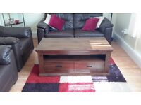 Clifton Coffee Table – Brand New Perfect Condition