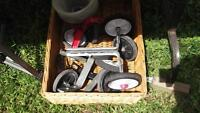 TRAINING WHEELS - NOW 3 DIFFERENT SETS - YOUR CHOICE