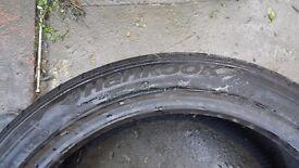 Hankook 245/40/18 tyre 245/40 r18