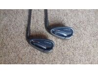 PING G25 gap and sand wedges