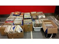 1000 plus records from the 50s and 60s and 50 ish 78s