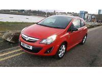 Vauxhall Corsa 2013 1.2 petrol only 26000 miles