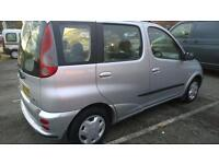 Toyota Yaris Verso 1.3 VVTi Petrol 12 Months MOT £550