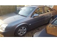 2004 04 vauxhall vectra design 1.9 cdti 120bhp motd good engine and box drives solid