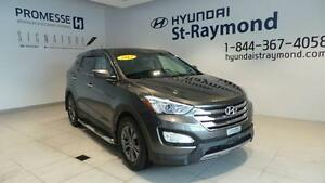 Hyundai Santa Fe Luxury AWD 2,4L 2013 + 1 seul propriétaire