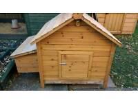 Chicken coop, hen house