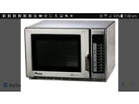 Commercial microwave 1800w