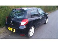Renault Clio 2010 Accident Damaged Salvage Spares or Repair