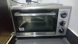 Mini Oven stainless steel