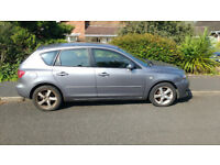 Mazda3 1.6 TS2 Hatchback 5dr 2004 - Minor Exterior Damage - Repairable