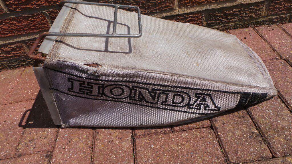 Honda HR 173 ? Lawnmower Grass Bag / Box / Frame Genuine - may fit ...