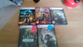 GAmes for pc windons