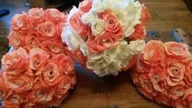 Bouquets & Button Holes