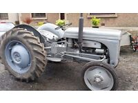 Vintage Ferguson TED 20 tractor