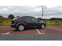 2007 ford focus zetec climate 5.door hatchback