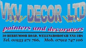 Professional Qualified Painting And Decorating Service