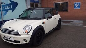 MINI HATCH 1.6 Cooper 3dr (white) 2009