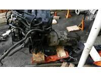 Bmw e46 2.0d 6 speed gear box