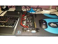 2ND MSI NVIDIA GeForce GTX 750Ti (2048 MB) aming Graphics Card