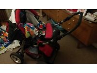Baby Merc Pram and stroller