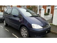 Ford galaxy. Zetec