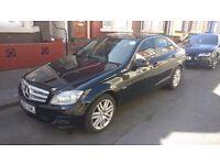 2011 Mercedes Benz C Class - NO ACCIDENT