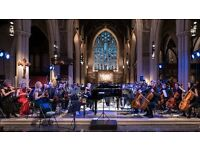 Musicians wanted for Film Orchestra