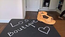 Lo's Boutique! - Next sandals - UK3 EUR19