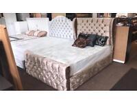 Bed crush velvet