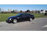 2009 CADILLAC STS SPORT LUXURY V6 3.6 302HP RWD AMERICAN