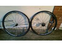 Road bike wheels for sale