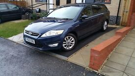 FORD MONDEO ESTATE, 1 YEAR MOT, GREAT MPG, £30 TAX, NEW TIMING BELT KIT & TYRES
