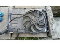 Bmw mini r50 radiator