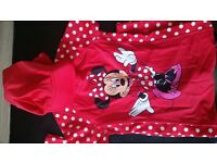 Girls Disney with hat 5-6 years Great condition