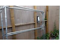 Heras fencing and gates