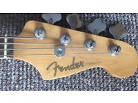 Fender Kingman SCE Electro Acoustic Bass