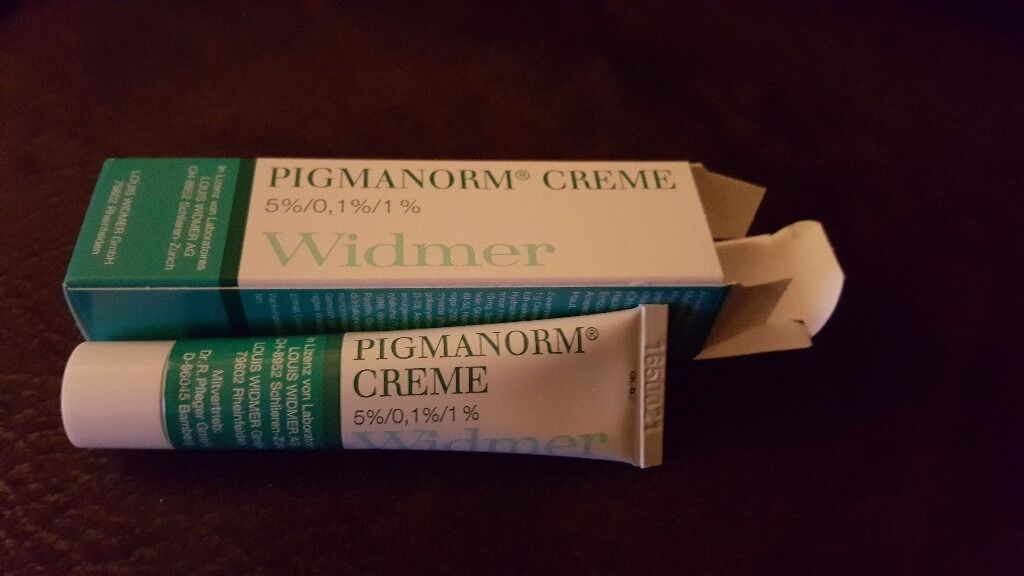Pigmanorm Louis Widmer Cream For Dark Spots Eliminates