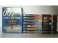 James Bond box set