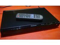 PANASONIC DVD PLAYER dvd-s500