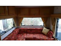 Elddis Autoquest 400 RL - L shape lounge 4 berth