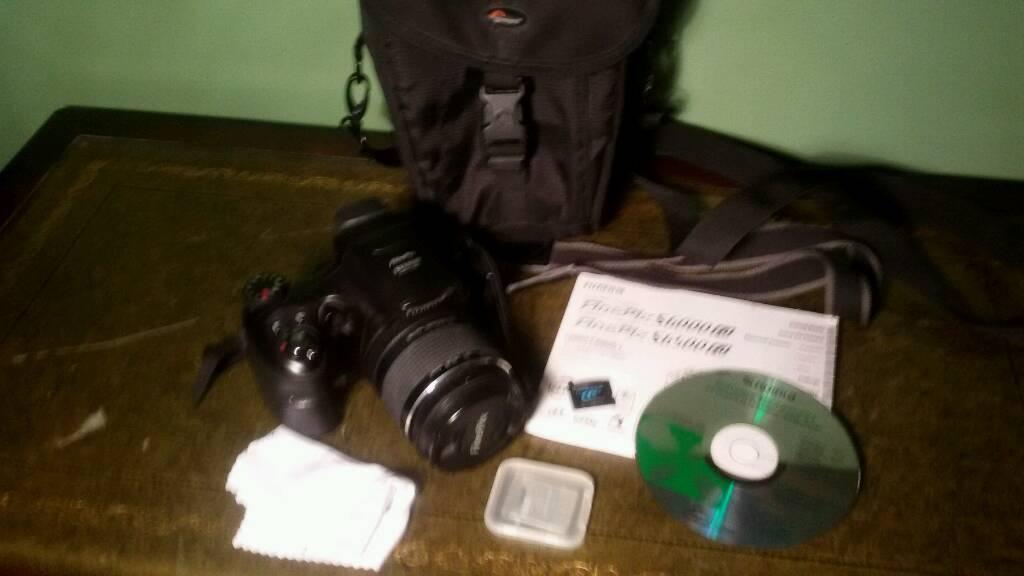 FUJIFILM FinePix S6500 FD 6.3 MegaPixel Black Digital Camera