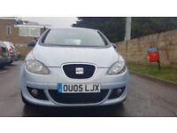 SEAT TOLEDO 1.6 8V Reference Hatchback 5dr (2005) £1295