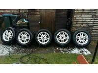 Rangerover p38 or discovery 2 alloys