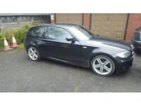 Bmw 118d m sport breaking for spares