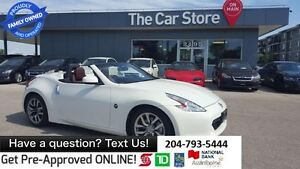 2011 Nissan 370Z Touring HEATED/COOLED SEATS, CONVERTBLE, BLUETO