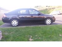 Ford mondeo 2007 plate 1.8 petrol