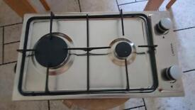 Lamona 2 ring gas hob new and boxed