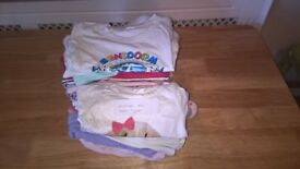 Bundle of girls clothes from age 1.
