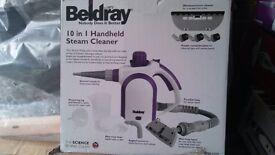 Steam cleaner 10 in 1 Beldry